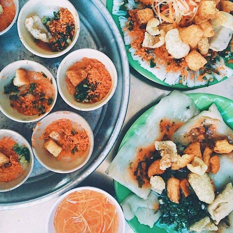 món ăn đặc sản của Nha Trang