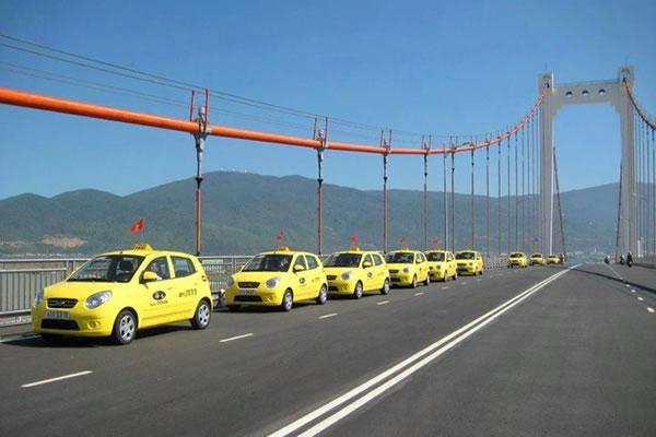 Taxi – Phương tiện giao thông di chuyển phổ biến tại Đà Nẵng