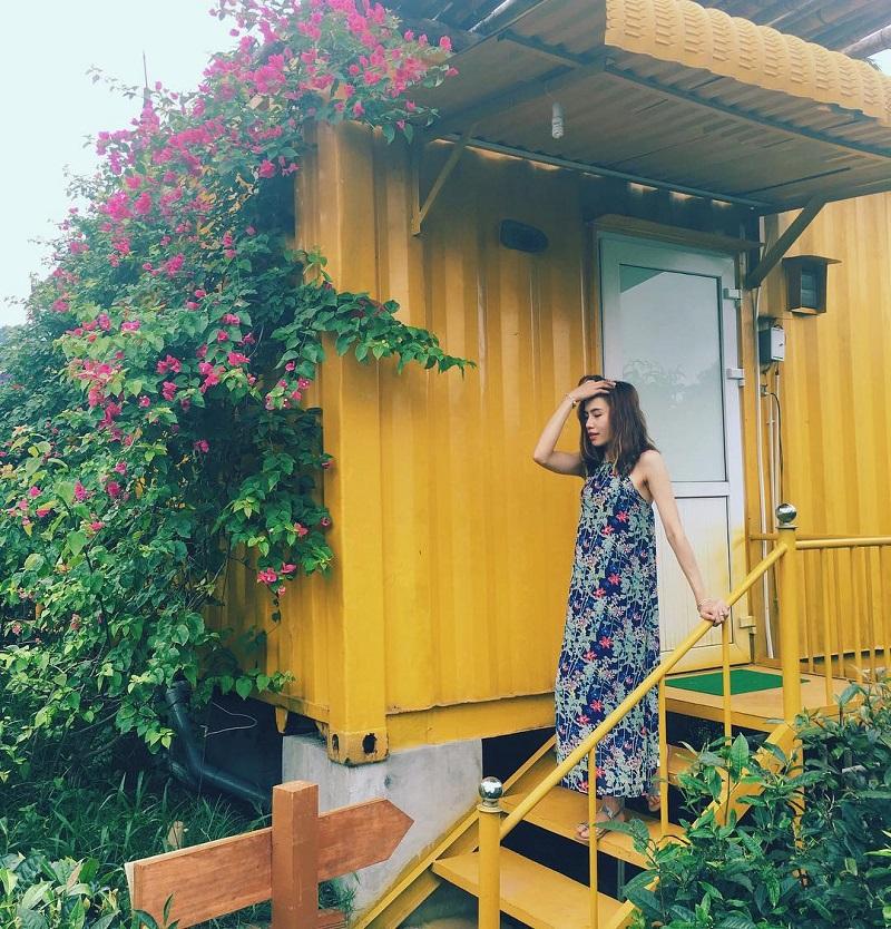 Mộc Châu Arena Village - Homestay container Mộc Châu