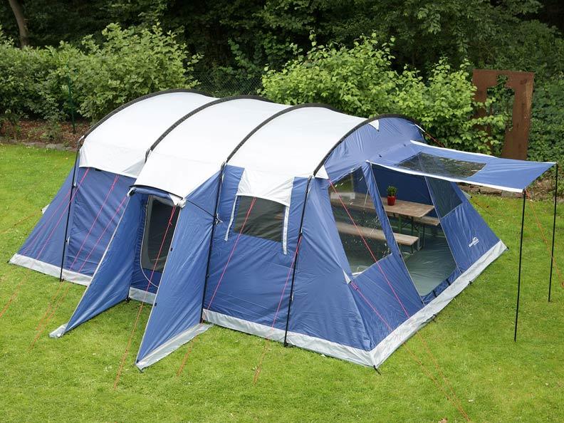 Lều trại thường có nhiều các tính năng nổi bật
