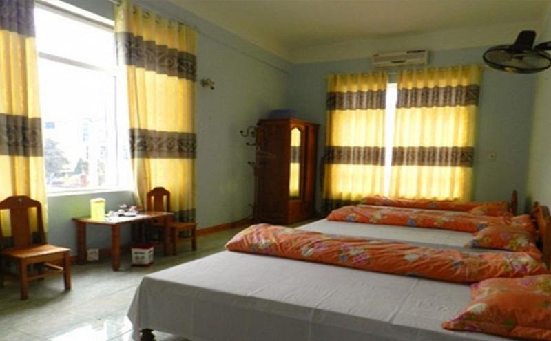 Khách sạn Hương Sen Mộc Châu