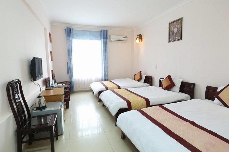 khách sạn Mộc Châu xanh