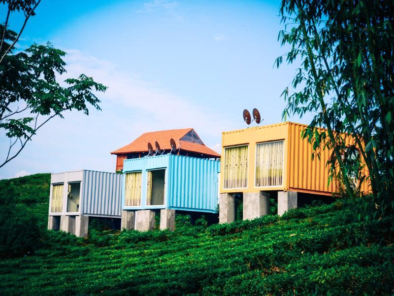 Khách sạn Mộc Châu Arena Village