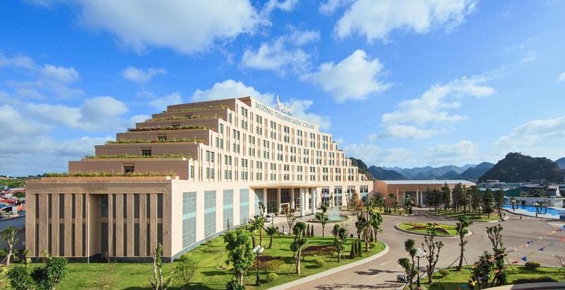 khách sạn ở Mộc Châu Việt Nam