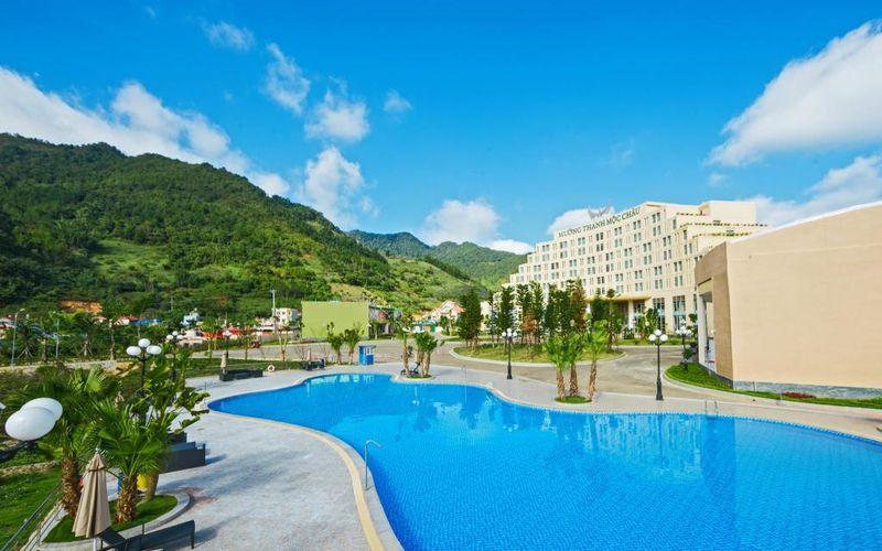 khách sạn Mộc Châu Sơn La