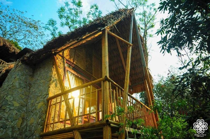 Resort ở Mộc Châu