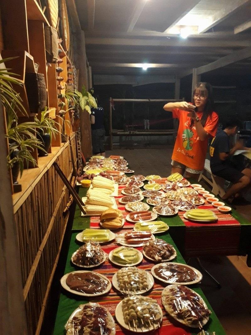 nhà hàng mộc châu