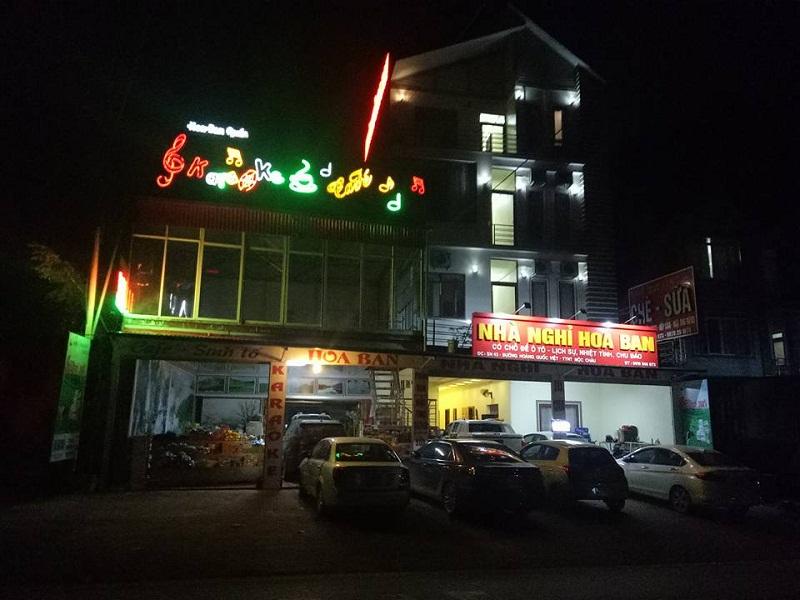 Nhà nghỉ Hoa Ban Mộc Châu
