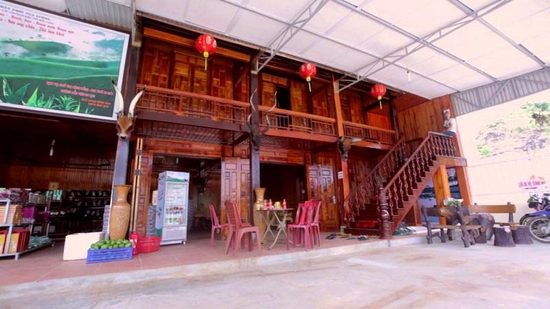 Nhà nghỉ Mộc Châu Xanh