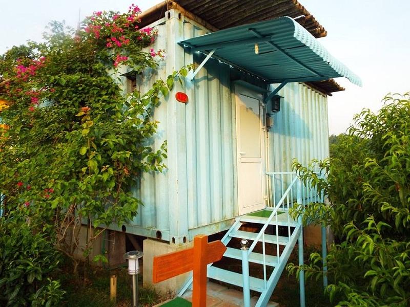 khách sạn container Mộc Châu