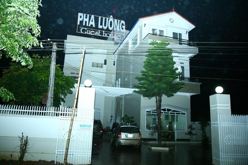 Nhà nghỉ Pha Luông Mộc Châu