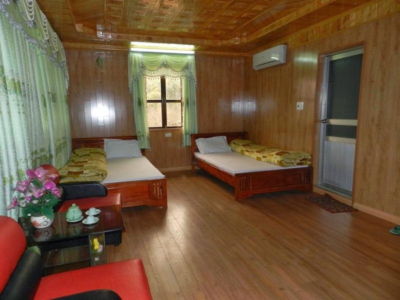 Nhà nghỉ 327 Mộc Châu
