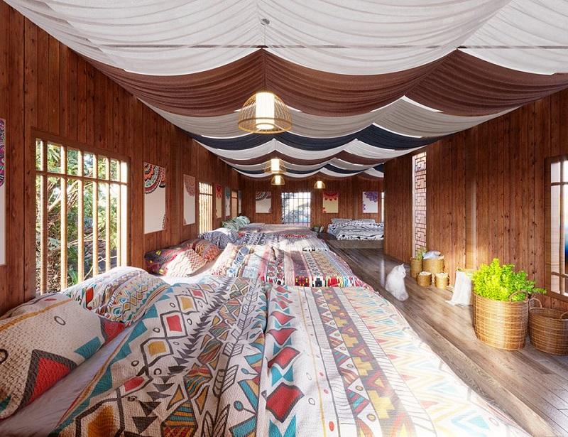 Nhà sàn Fairy House