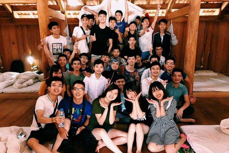 Nhà sàn Mộc Châu Mộc thu hút khách du lịch