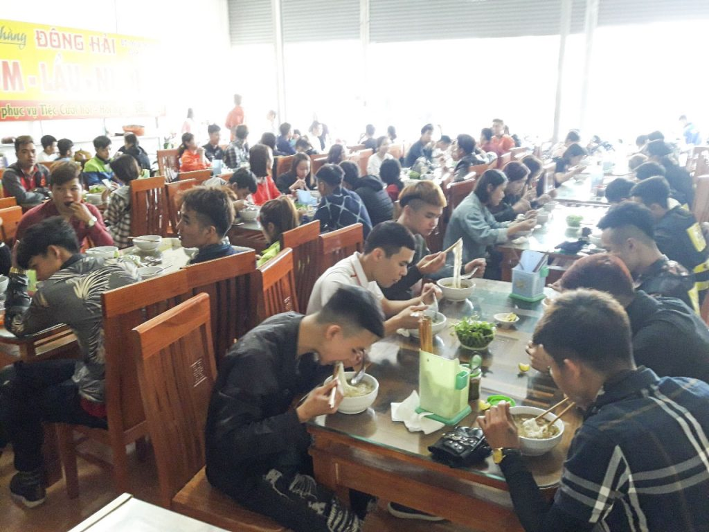 quán ăn ngon mộc châu
