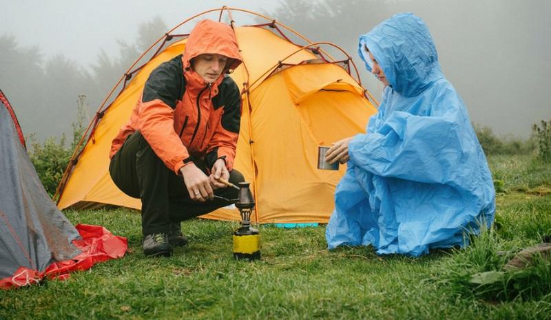 hoạt động cắm trại