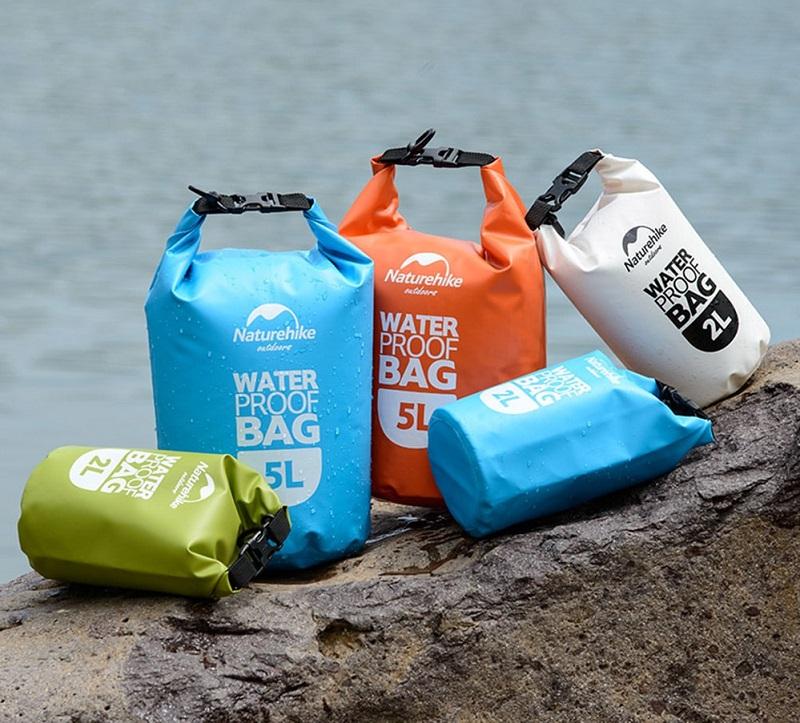 Túi đựng đồ chống nước với nhiều dung tích khác nhau