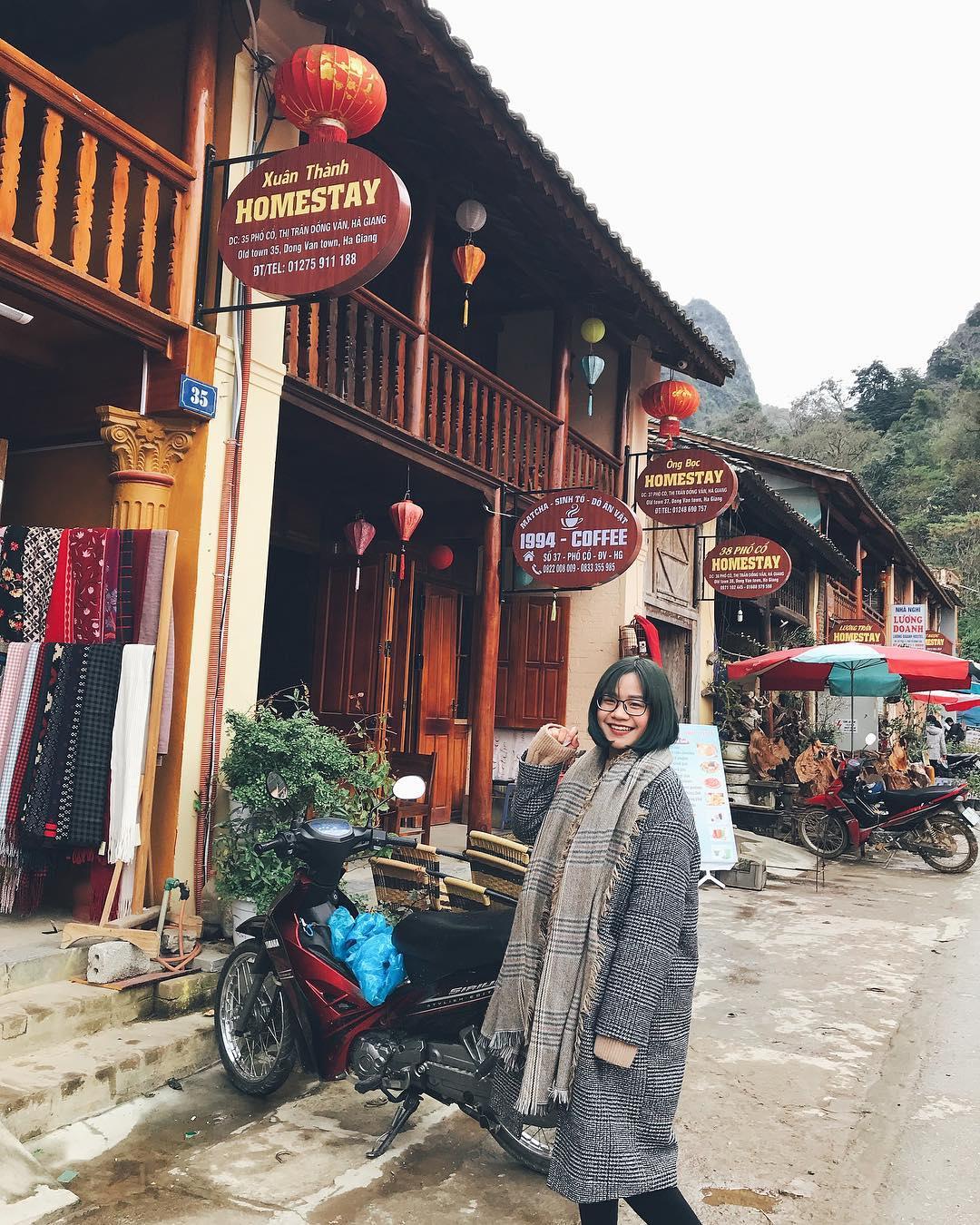 Cà phê phố cổ Hà Giang