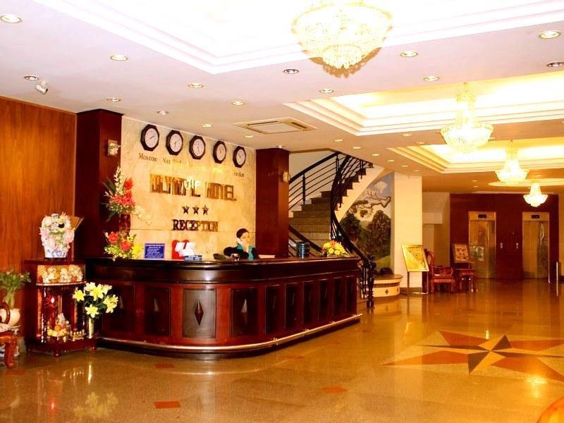 check in khách sạn