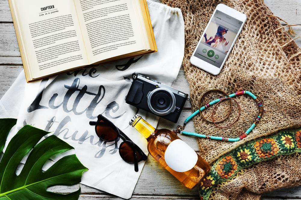 Những vật dụng cần thiết và hữu ích cho một chuyến đi biển
