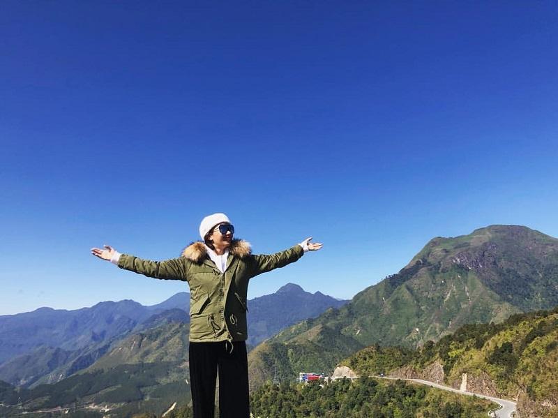 Thênh thang giữa đất trời Hà Giang