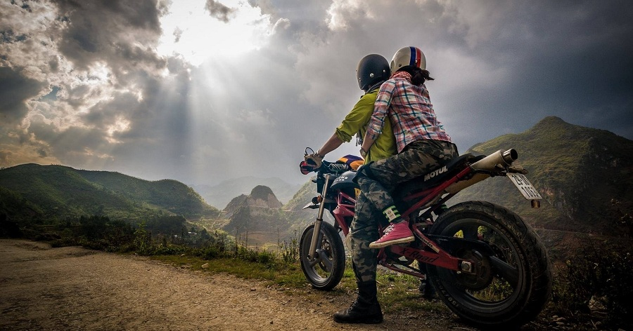 Đi phượt Hà Giang bằng xe máy