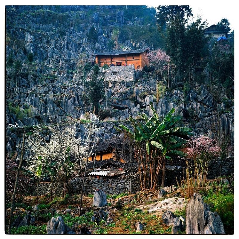 Những bản làng Hà Giang bên núi đồi điệp trùng