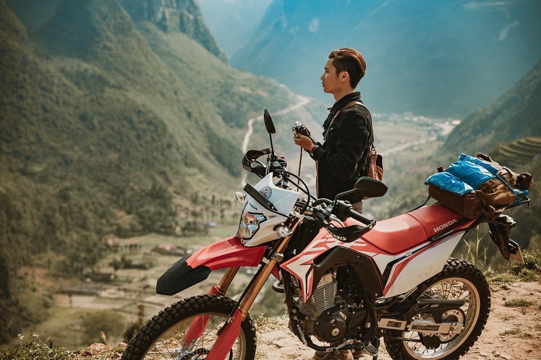 Phượt xe máy đèo Mã Pí Lèng Hà Giang