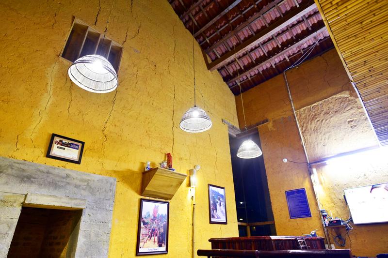 homestay Dao Lodge ở hà giang