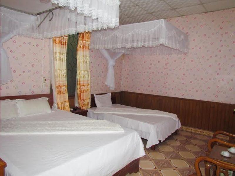 Khách sạn Hương Trà Hà Giang