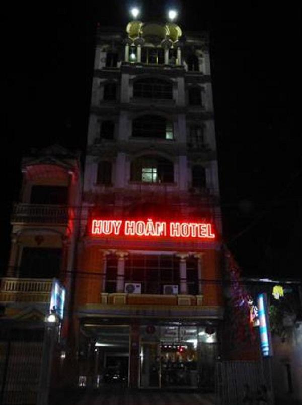 khách sạn Huy Hoàn