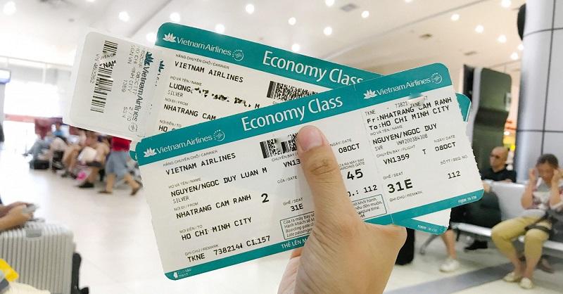 vé máy bay là gì