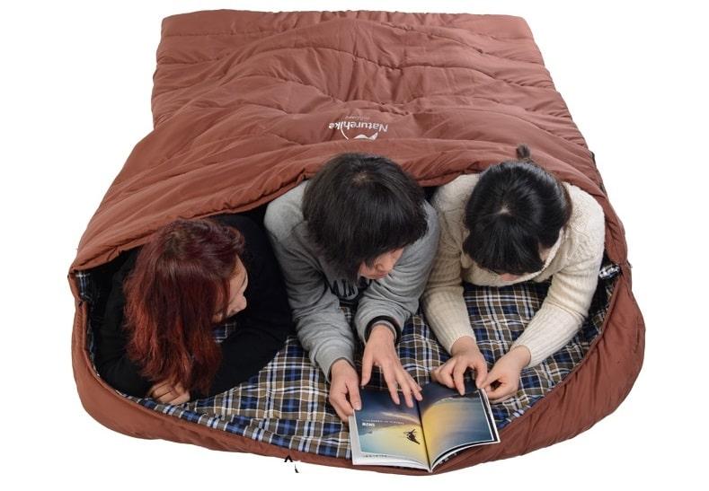 chăn túi ngủ cho người lớn