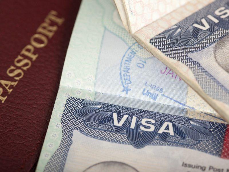 visa f1 là gì