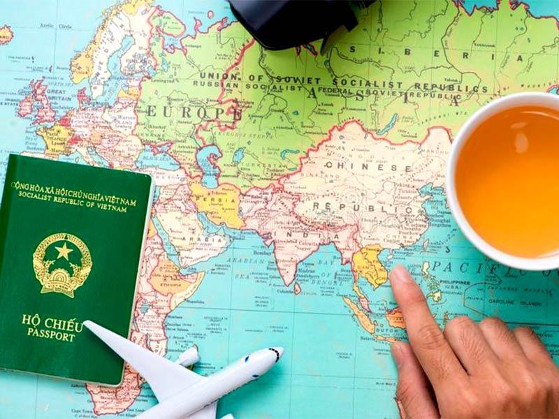 visa thị thực là gì