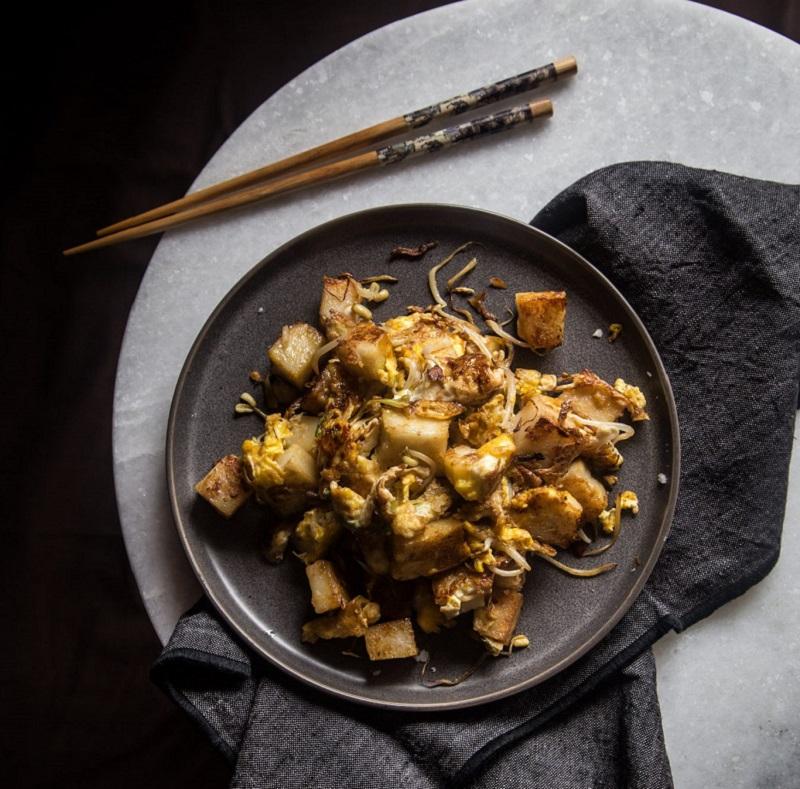 Món bột chiên Chai Tow Kuay