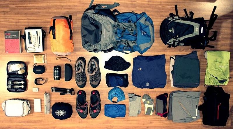 Các món vật dụng cần thiết khi đi cắm trại