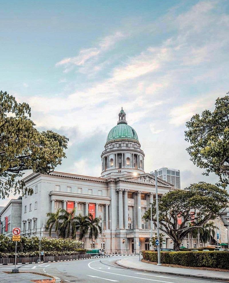Bảo tàng quốc giaSingapore National Gallery