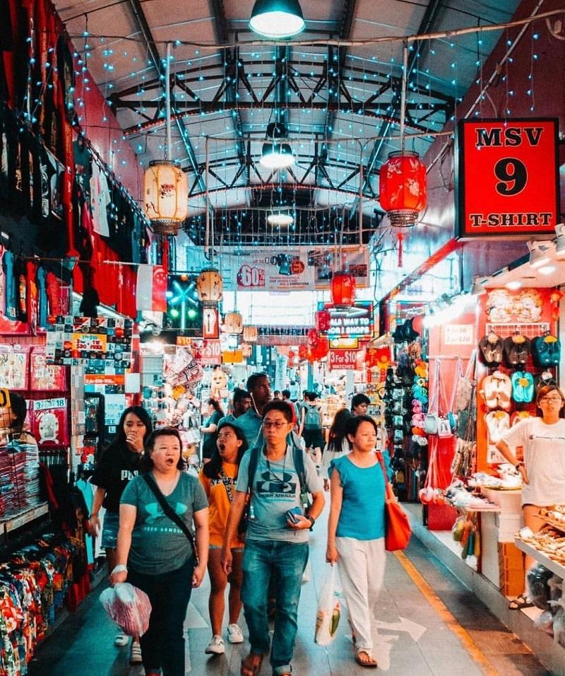 Chợ China Town