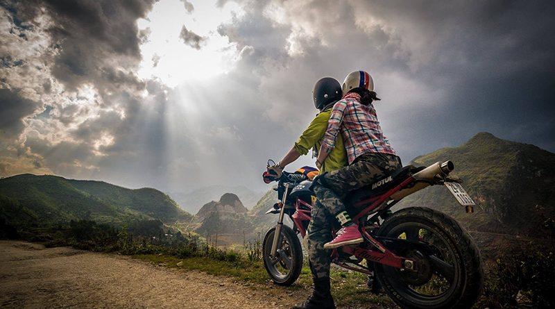 Phượt Ba Vì bằng xe máy