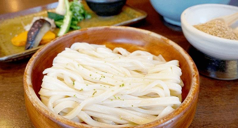 Món mỳ Udon cực kì hấp dẫn