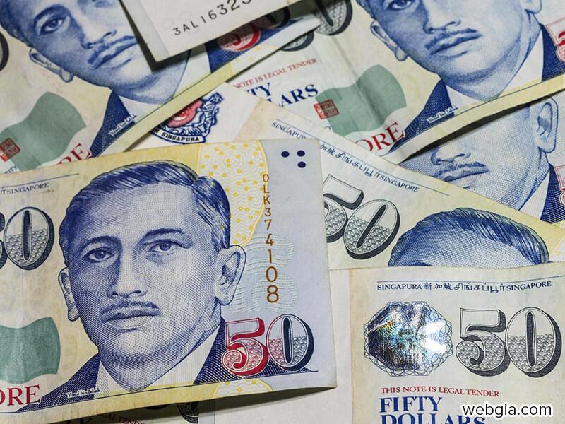 Tiền Usd Singapore