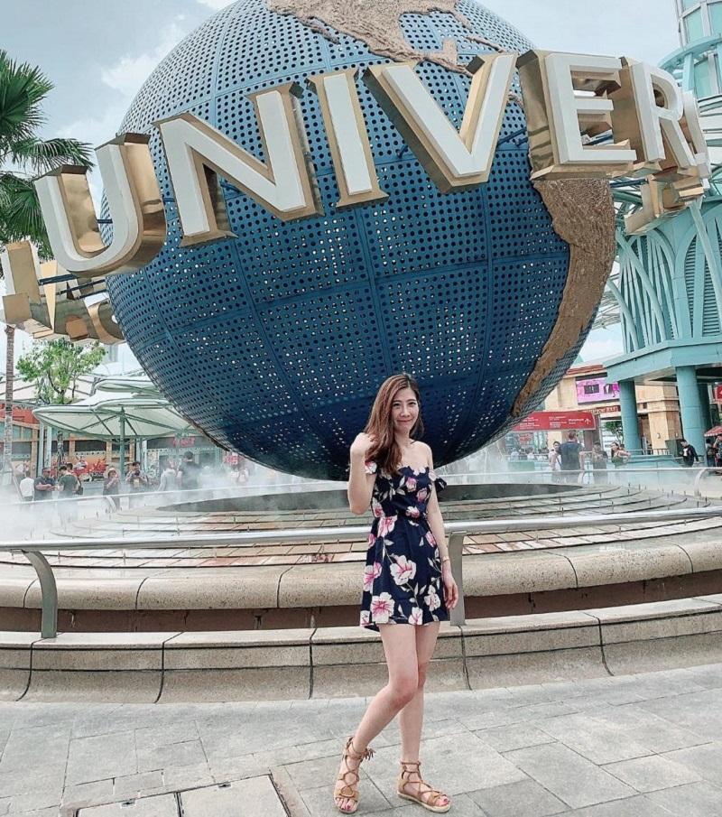 Khu Universal Studios Singapore