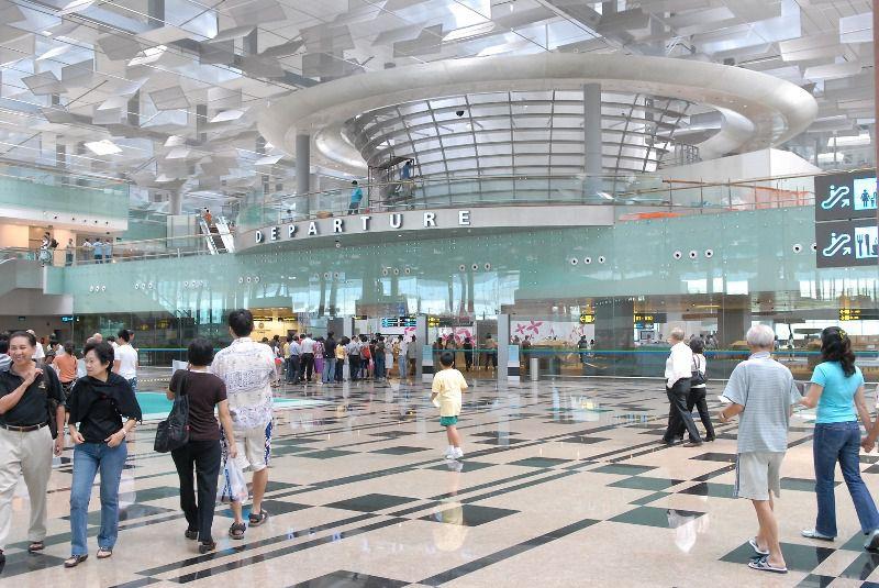 Trung tâm thương mại ở Singapore