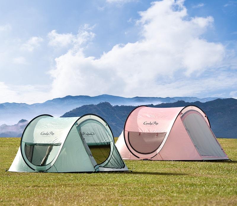 Lều cắm trại có kích thước nhỏ