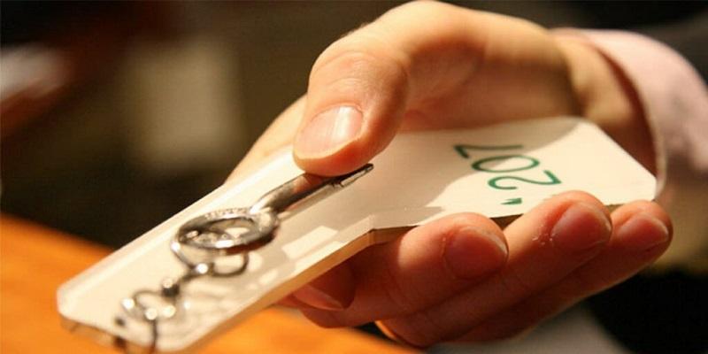 Thẻ chìa khóa khách sạn