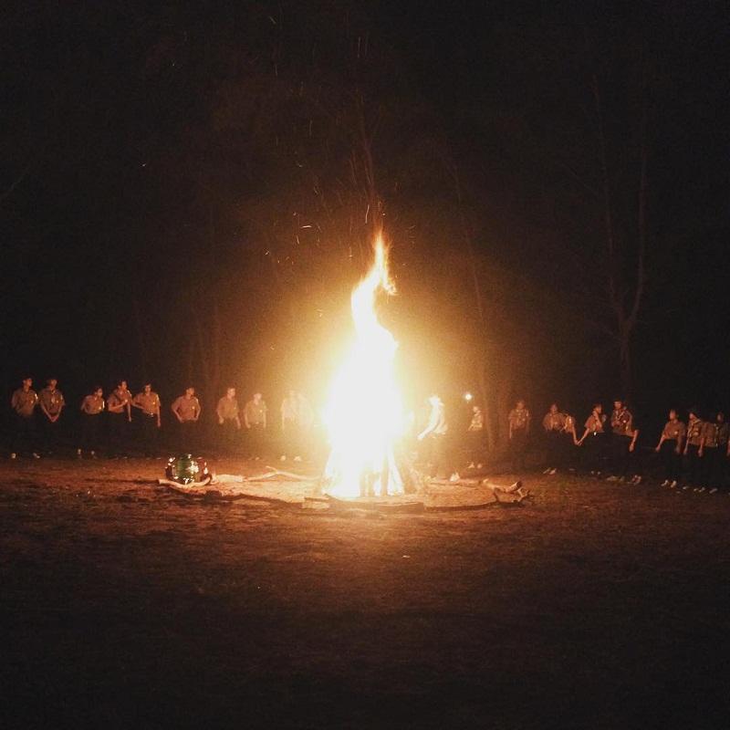 khu cắm trại Vũng Tàu