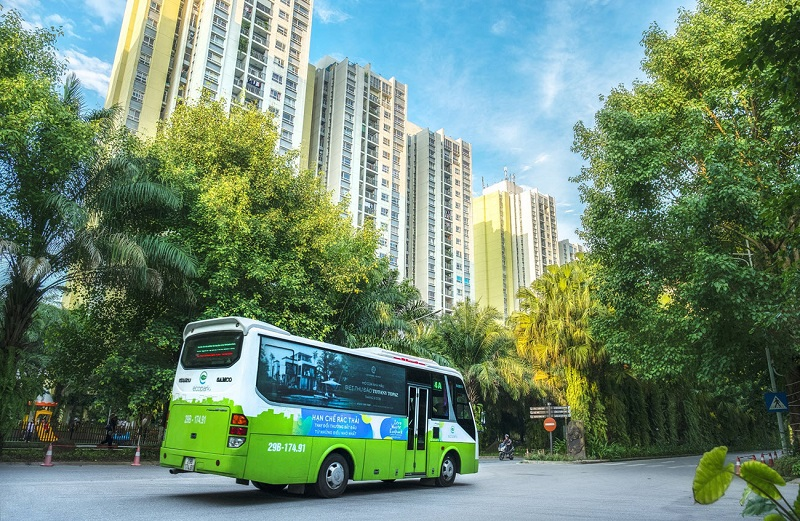 Tuyến xe bus đi Ecopark