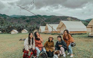 List 20 địa điểm cắm trại ở Đà Nẵng đẹp nhất (Review + Kinh nghiệm)