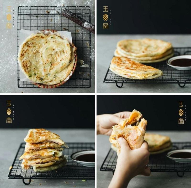 Món bánh kếp Đài Loan